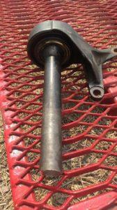 Flecha quebrada de Geovany Ascencio.