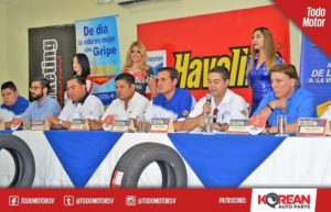 Comisión Deportiva de ACES, pilotos y patrocinadores del evento.