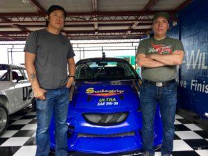 Ricardo Chen y Hector Escobar del Team Sudagrip.