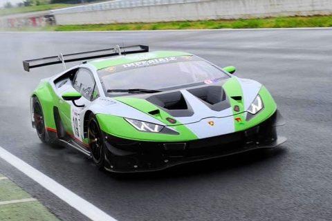Guatemalteco Mateo Llarena correrá el Campeonato Gran Turismo de Italia en Lamborghini
