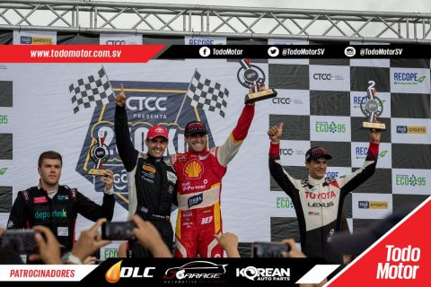 Ricardo Zonta ganó el CTCC en Costa Rica