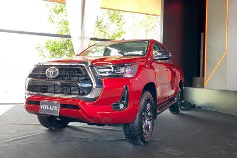 Nuevo Toyota Hilux es presentado oficialmente en El Salvador