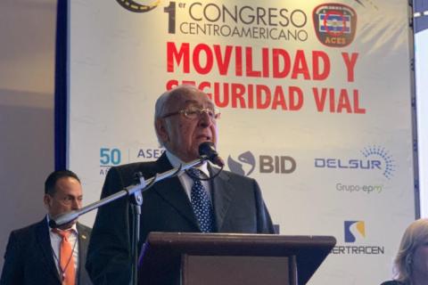 1er Congreso Centroamericano de Movilidad y Seguridad Vial
