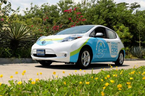 Importación de carros eléctricos queda exenta de impuestos en El Salvador
